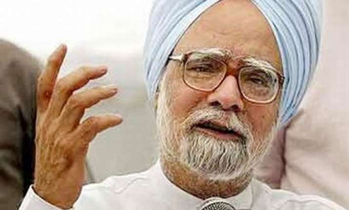 need to think afresh on land issue says pm