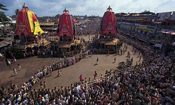 nepal royal priest harassed at puri temple woman cop