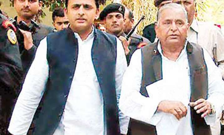 netaji will decide about support to upa says akhilesh