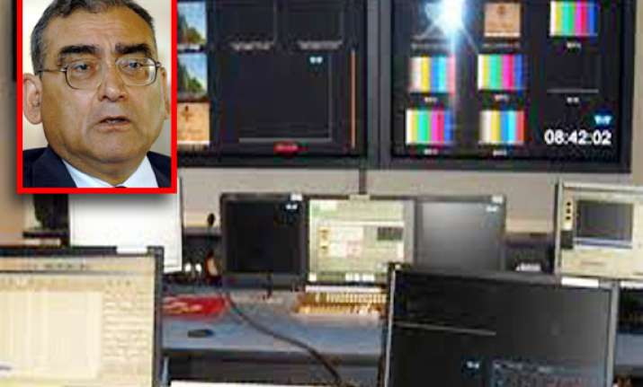 new pci chief asks centre to defer action on channels