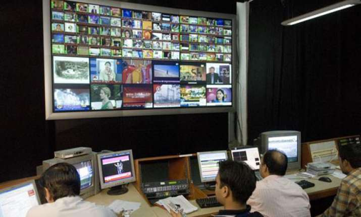 news broadcasters association objects to charges made by