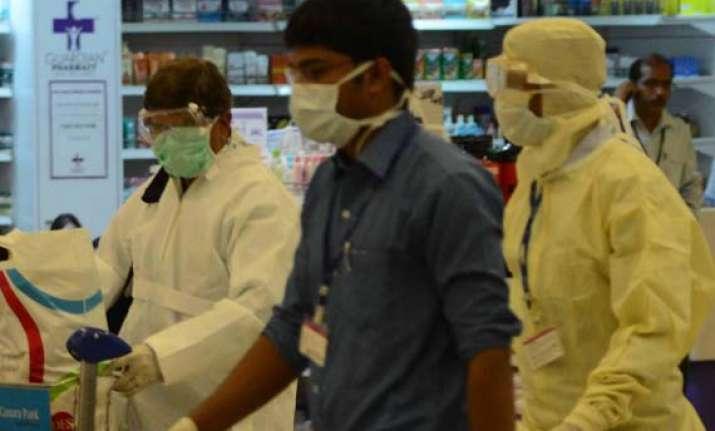 nigerian woman under ebola observation in madurai hospital