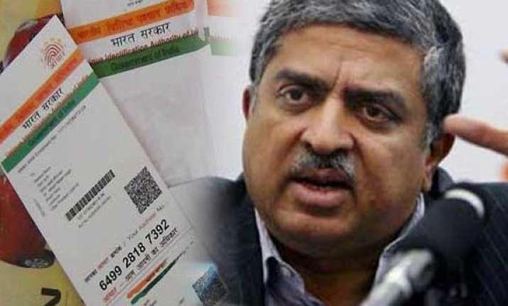 nilekani succeeds in persuading narendra modi to continue