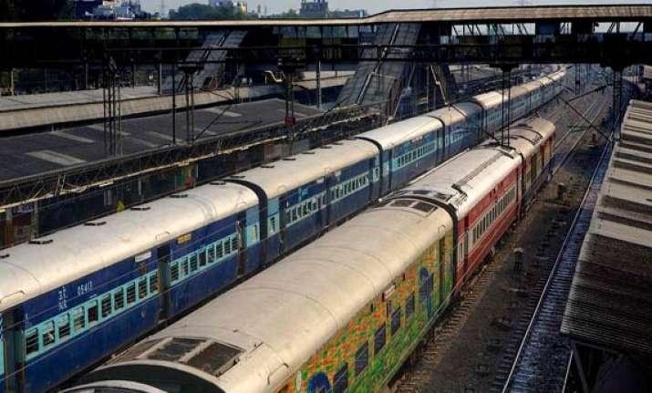 nine rail corridors to have 160 200 km per hour speed