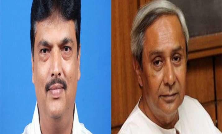 niranjan pujari named as bjd candidate for speaker