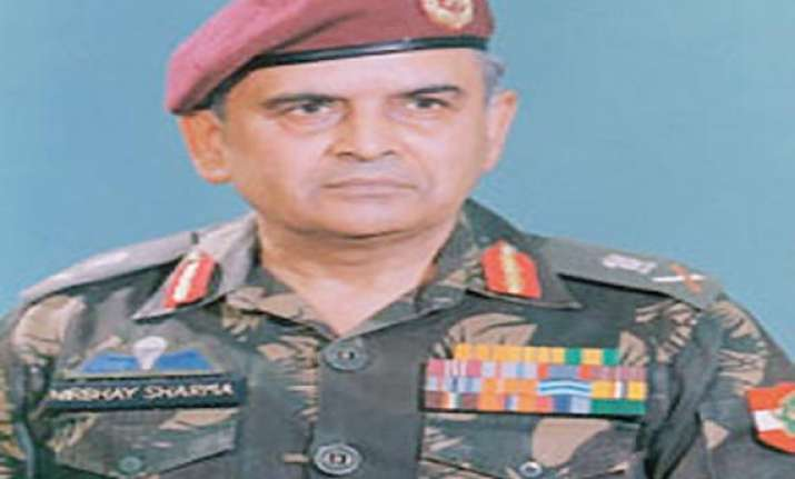 nirbhay sharma sworn in as arunachal governor