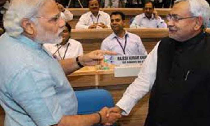 nitish greets modi says he has great expectations