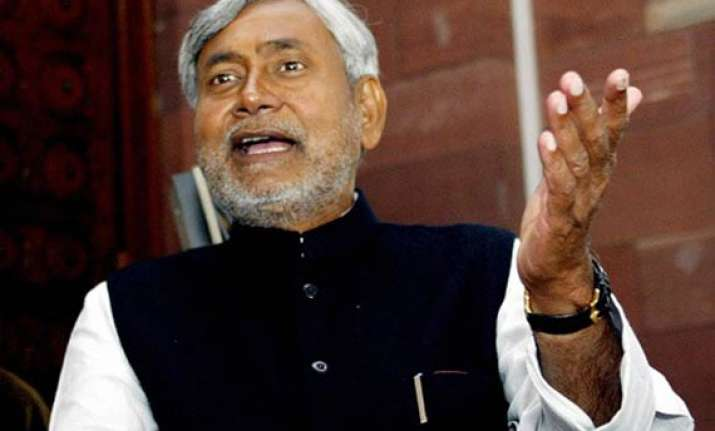 nitish asks pm to re examine nctc issue