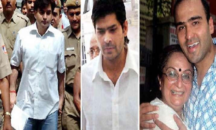 nitish katara murder third convict pahalwan gets life term