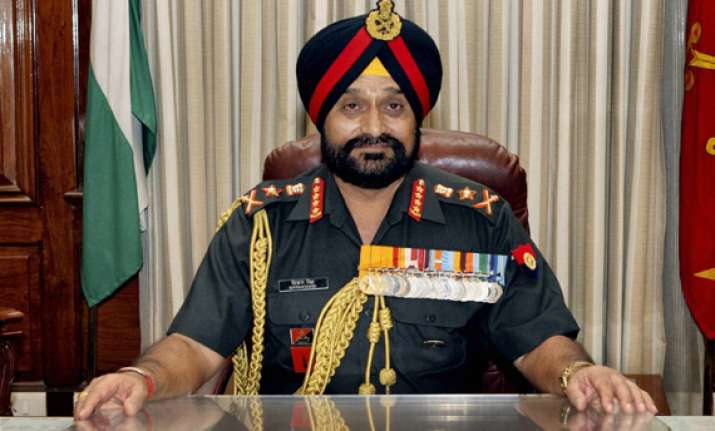 no kargil like situation in keran section of j k army chief