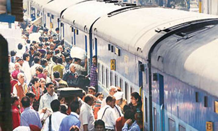 no fare hike eye on travel comfort in india s rail budget
