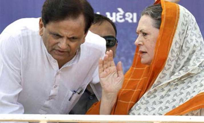 no govt. files routed through sonia gandhi says ahmed patel