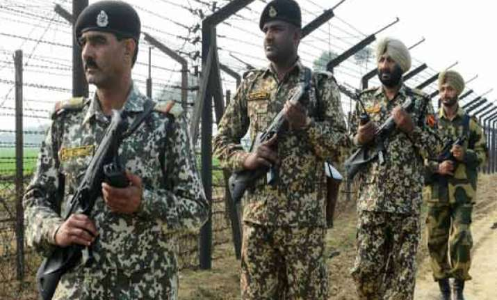 no headway in talks between indo pak border forces