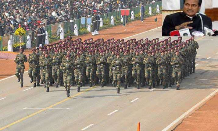 no possibility of armed coup in india ever says defence