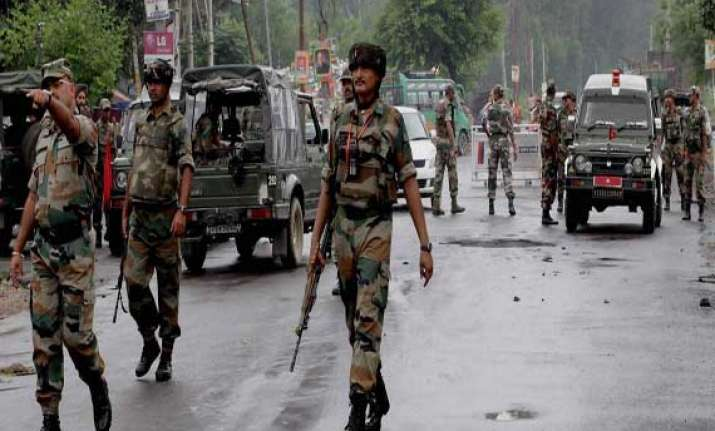 no proposal to repeal article 370 government