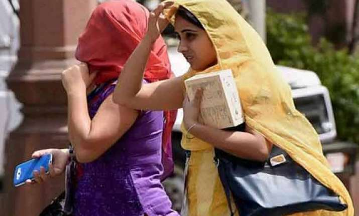 no respite from scorching sun delhi creates another record
