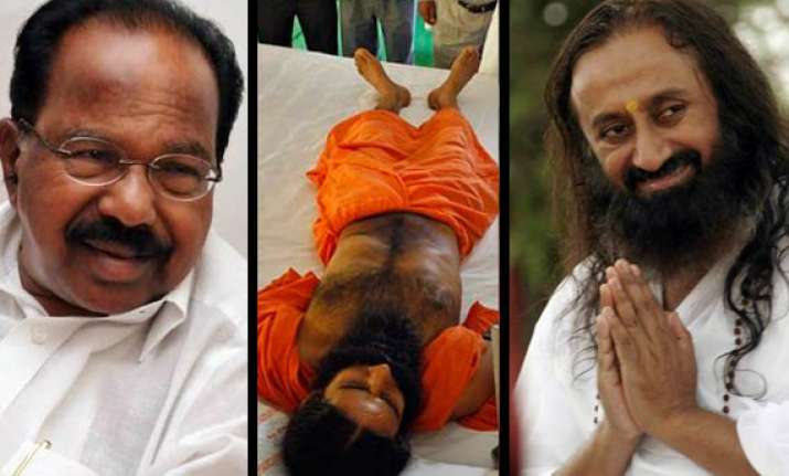 no back channel talks going on with ramdev says moily