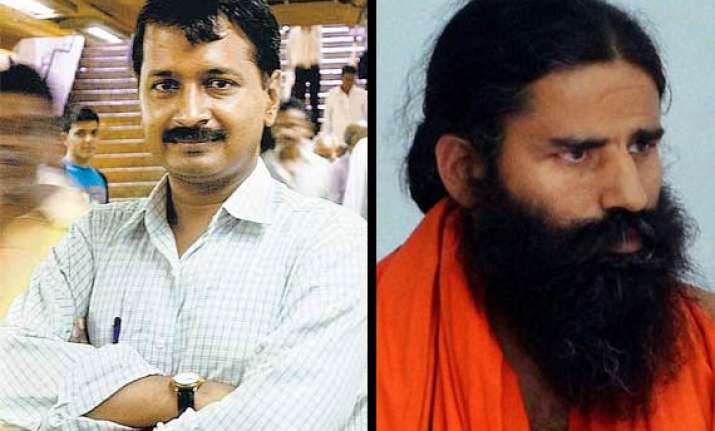 no communal element will be on dais during ramdev fast says