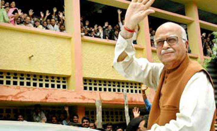 no compromise on arunachal territory issue advani