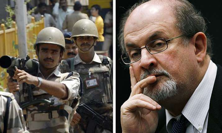 no info of threat to rushdie s life says maharashtra police