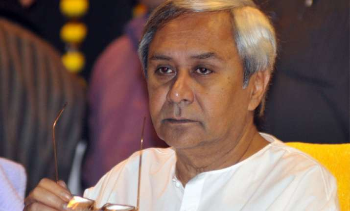 no intention to politicise campaign says naveen patnaik
