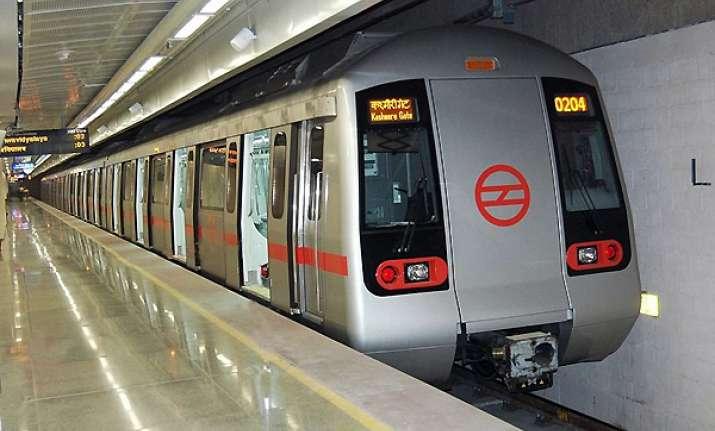 negative effect of delhi metro