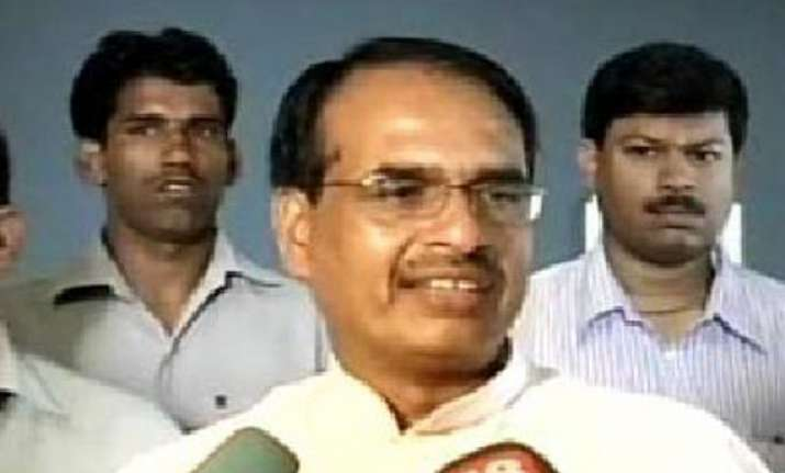 no mining mafia in madhya pradesh says mp cm