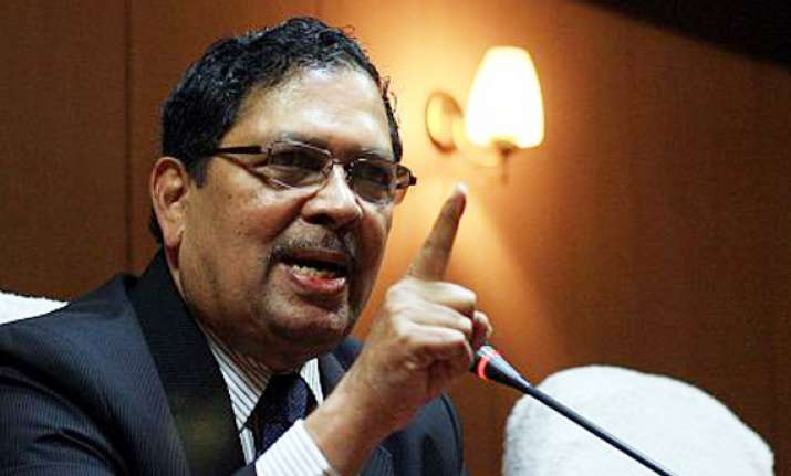 no party wanted lokpal bill passed in rs says santosh hegde