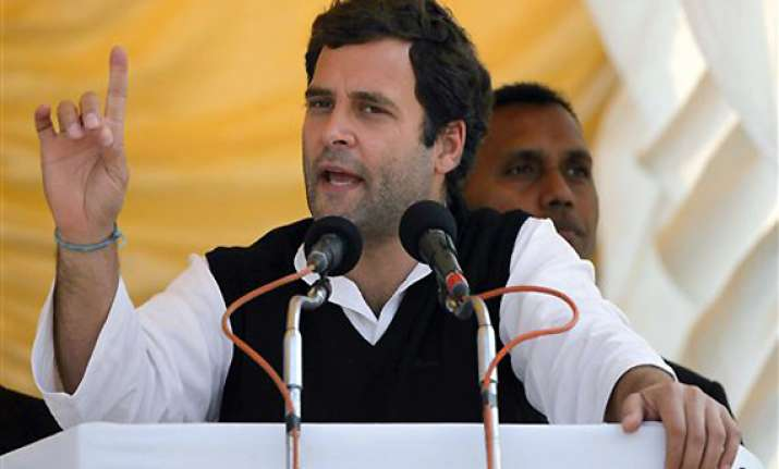 no post poll alliance in up says rahul