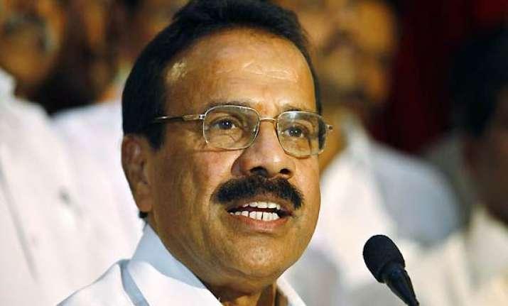 no question of taking back sreeramulu says karnataka cm