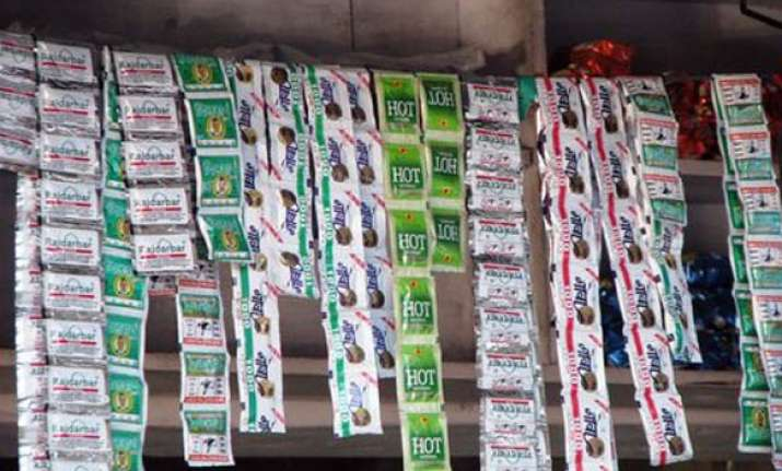 no sale of tobacco products in plastic pouches from march sc