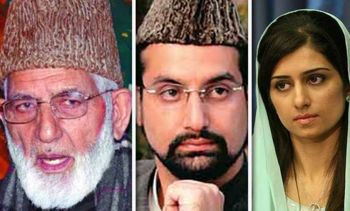 no solution in haste on kashmir acceptable geelani tells