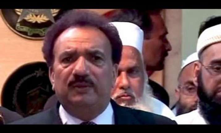no credible evidence to arrest hafiz saeed says pak