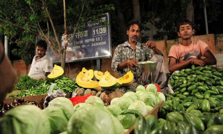 noida vegetable shortage due to sand mining