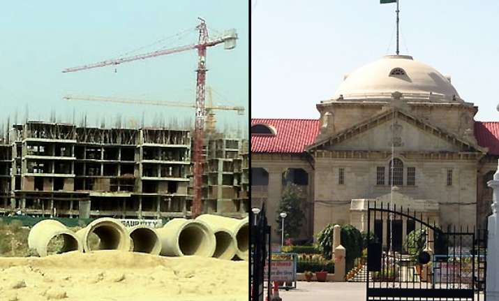 noida extension flat buyers to move high court