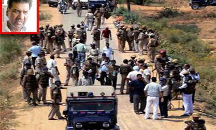 noida farmers leader tevatia arrested