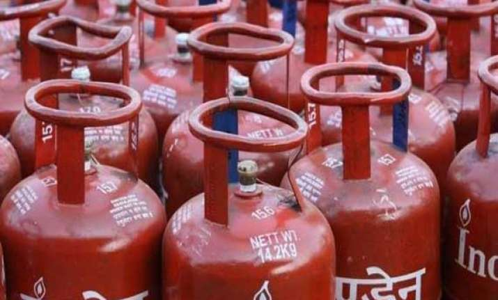 non subsidised lpg hiked by rs.16.50 a cylinder
