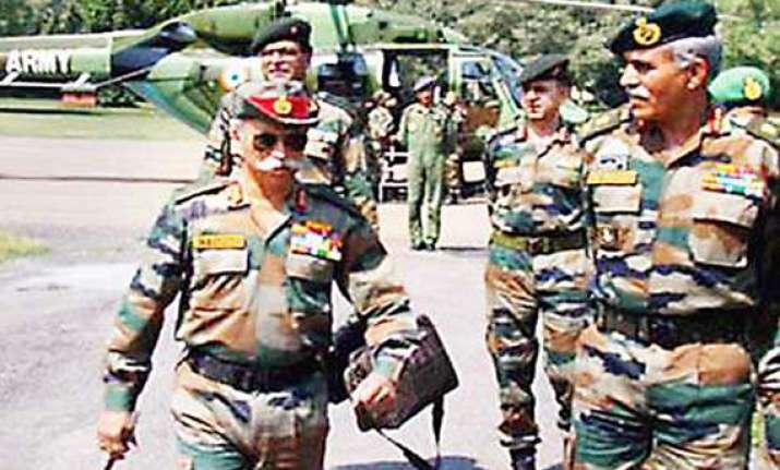 northern command bids farewell to lt gen parnaik