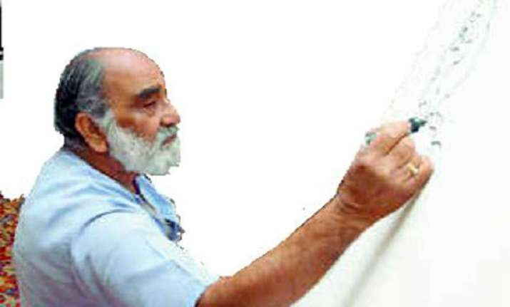 noted painter prokash karmakar dead