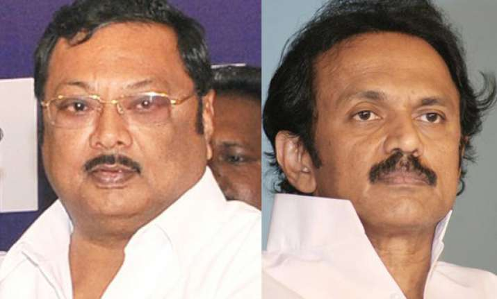 now m k alagiri seeks defeat of tirunelveli dmk candidate