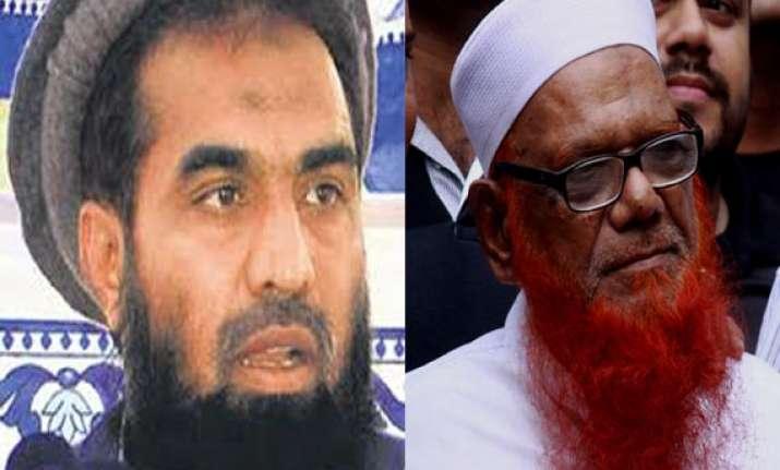 now zakiur rehman lakhvi calls the shots in lashkar tunda