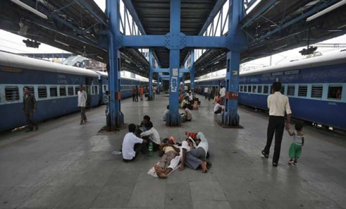 now personalised railway sms alerts