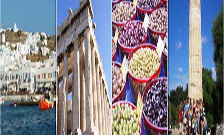 now get visa for greece in 8 indian cities