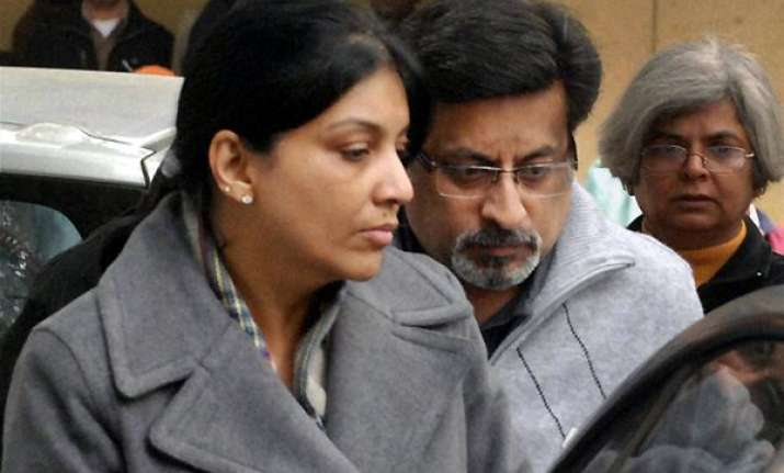 nupur talwar moves sc case to be heard on friday