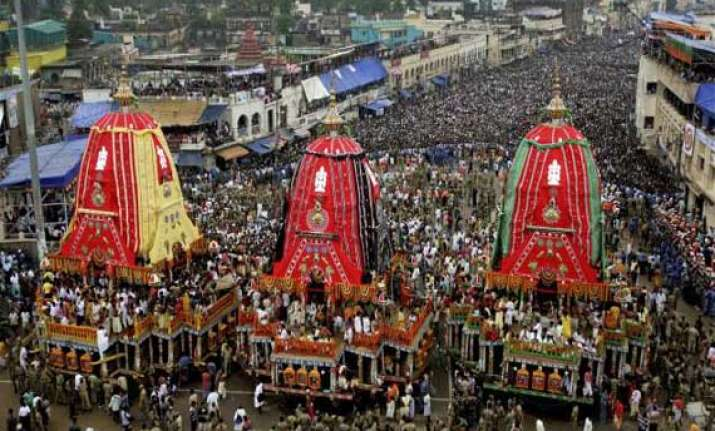 odisha government promises puri shankaracharya s security