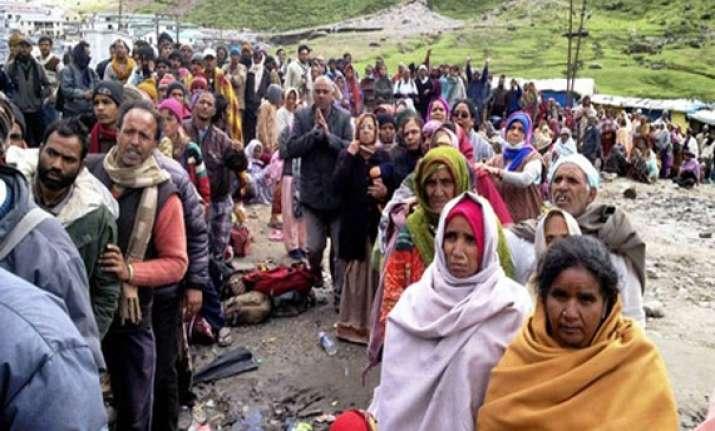 odisha helping its pilgrims in uttrakhand