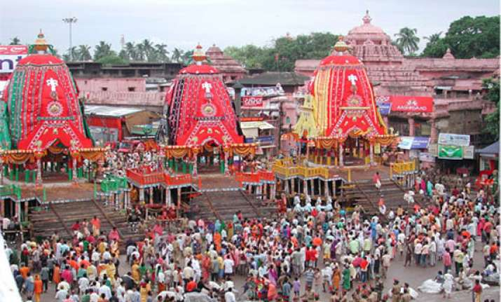 odisha plans navakalebara village during jagannath festival