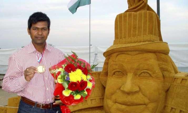 odisha sand artist sudarshan wins international award