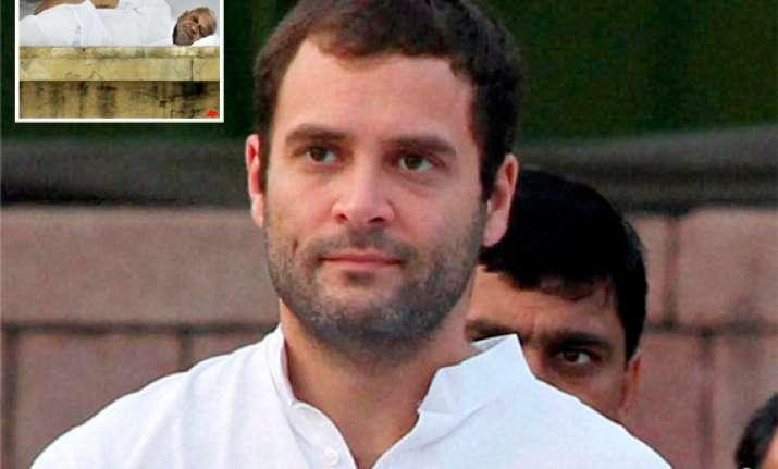 of course i m concerned says rahul gandhi