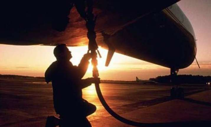 oil retailers hike jet fuel prices by over 4 pc